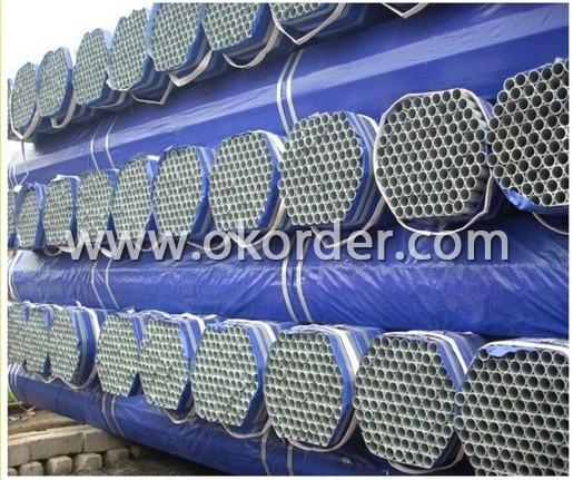 package of Q345 Pre-Galvanized Pipe