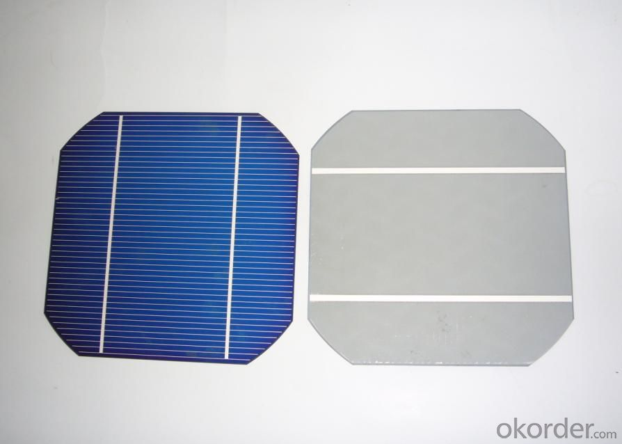 2016 Hot Sale Mono Solar Cells 2BB/3BB 156 mm X 156 mm Products