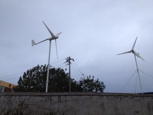 Wind Turbine Active Yawing Of CNBM-1000w