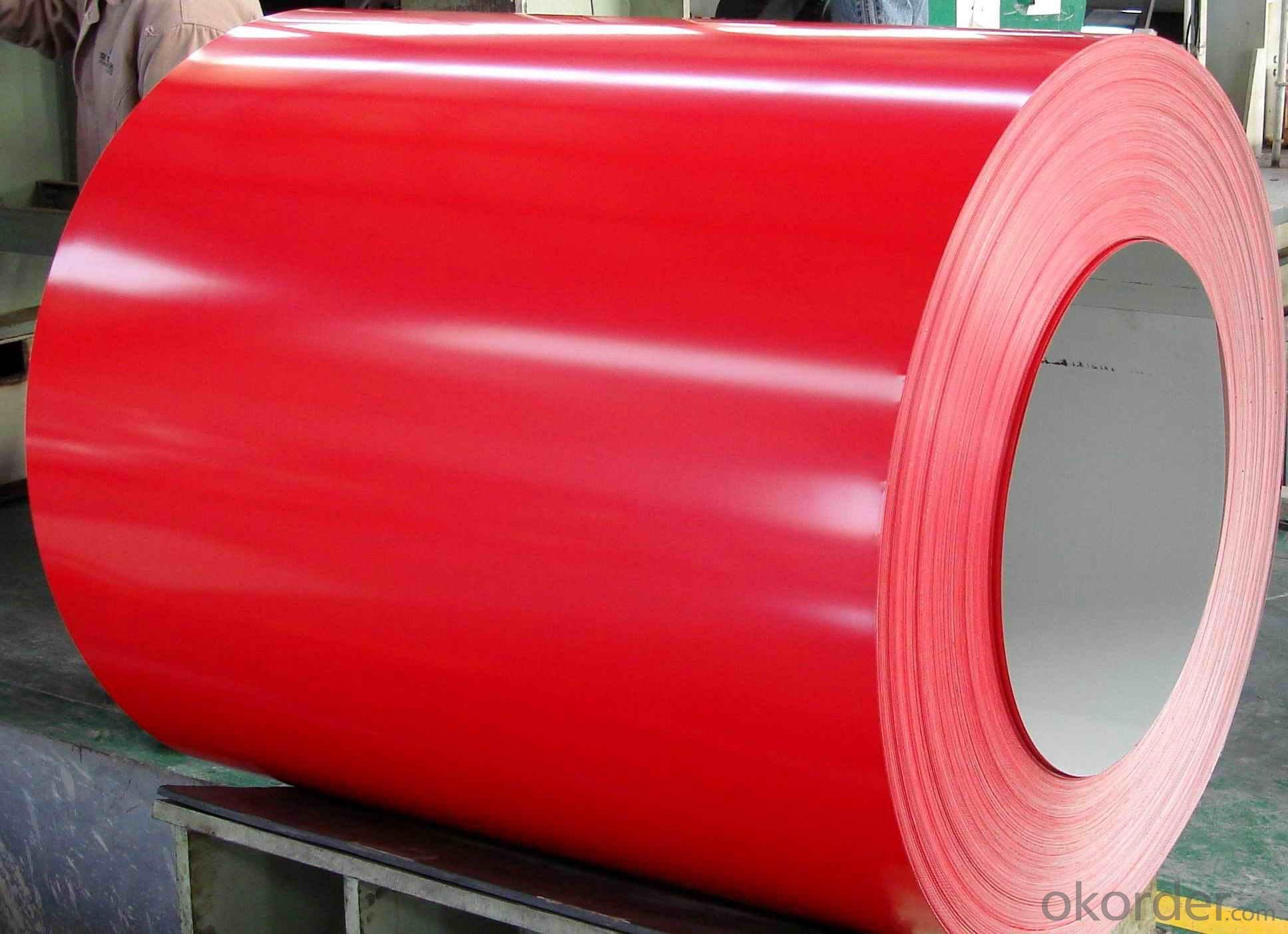 Prepainted Aluzinc Steel Coil with Best Quality