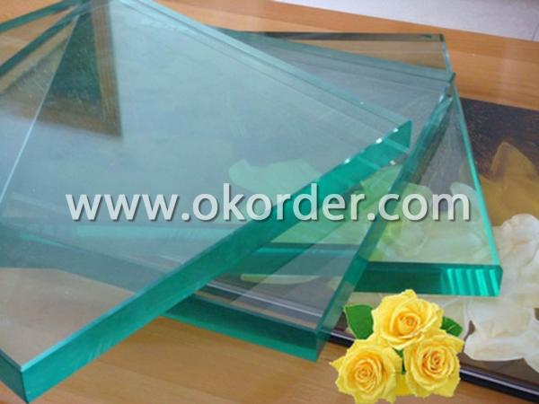 3-25mm tempered glass