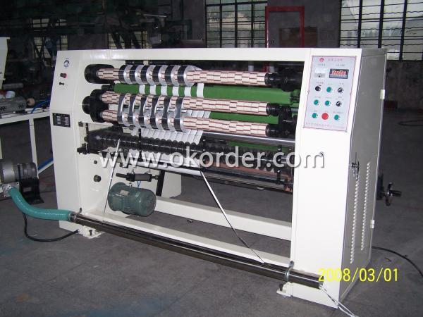 High Precision Foil Tape Slitter F-MF1600