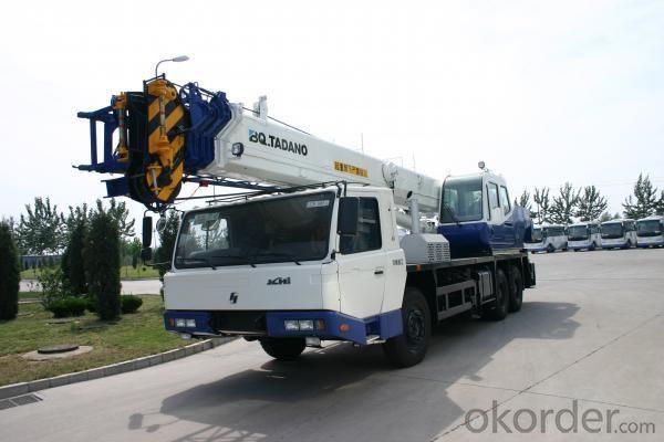 TADANO Truck Crane GT-250E