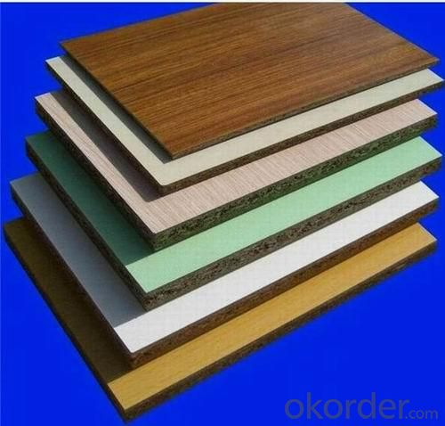 Melamined Faced Particle Board