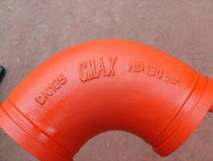Concrete Pump Elbow 90 Degree R 180