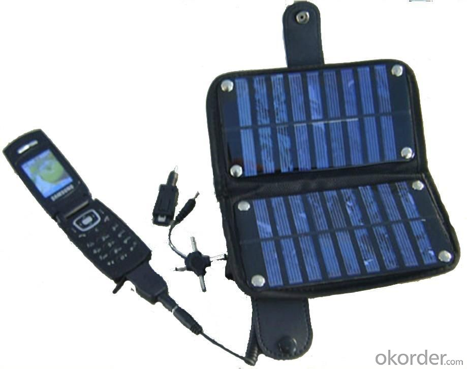 Solar Portable Charger S003