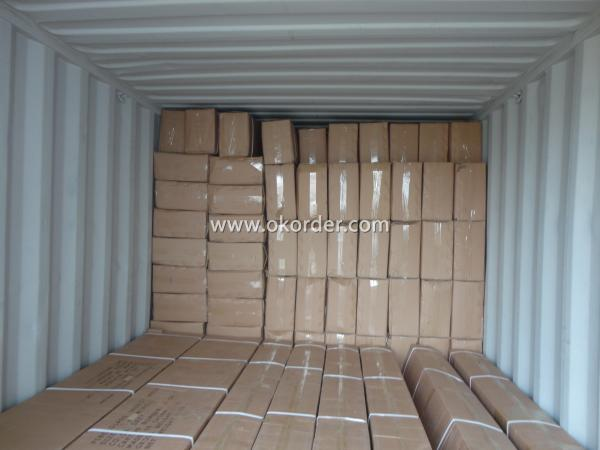 Package of China Aluminum Alloy Insect Mesh