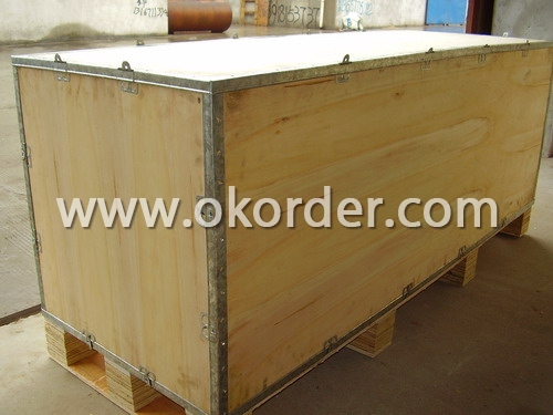 Packaging & Delivery of homogenizer