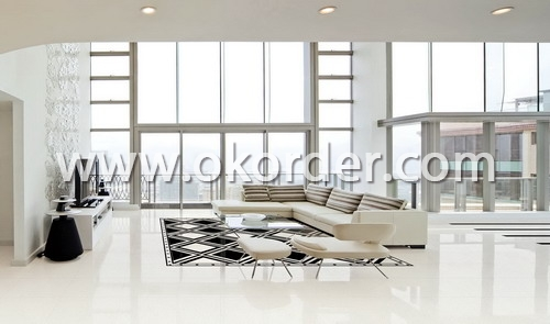 Porcelain Tile Ice White