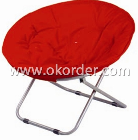 Steel Foldable Camping Chair