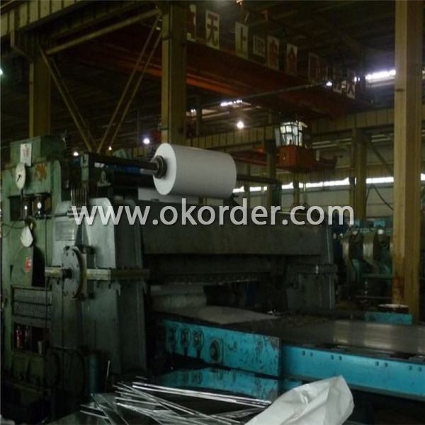 China Manufacturer Embossed Aluminum Coils 1XXX rolling mill.