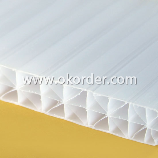 5-Wall X-Polycarbonate Sheet