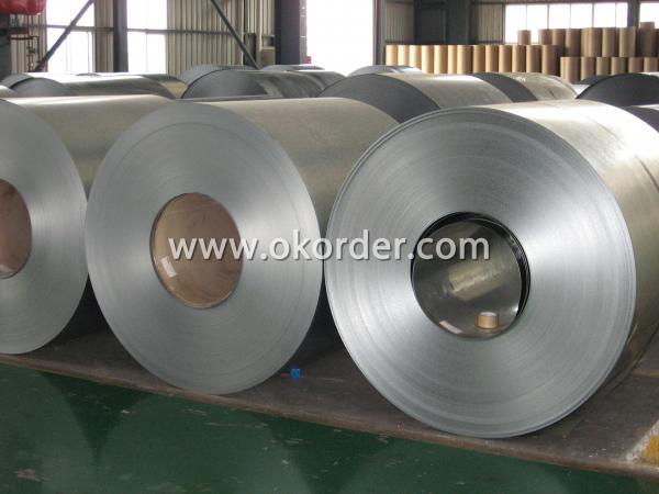 Aluzinc Steel EN 10125
