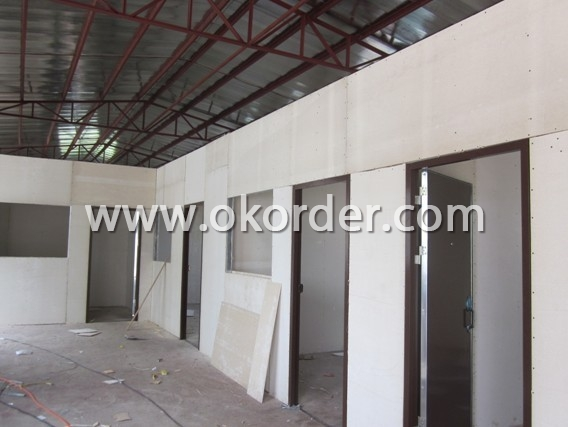 use of magnesium board