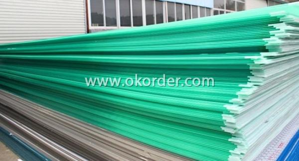 6-Wall D-Polycarbonate Sheet