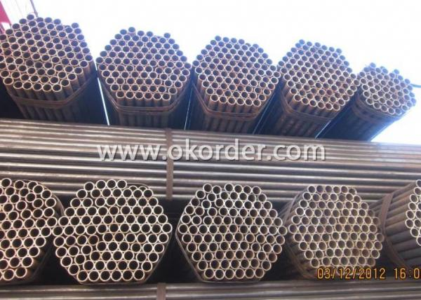 High Quality ERW ASTM A53 Welded Steel Pipe