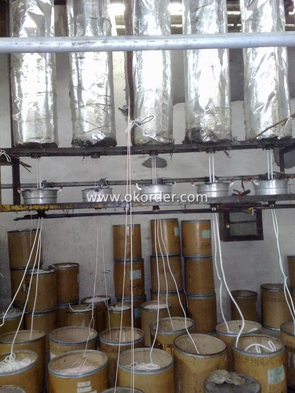 Siliconresin Fiberglass Insulation Sleeving