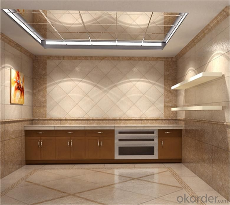 Marble Tiles Beige Travertine T001
