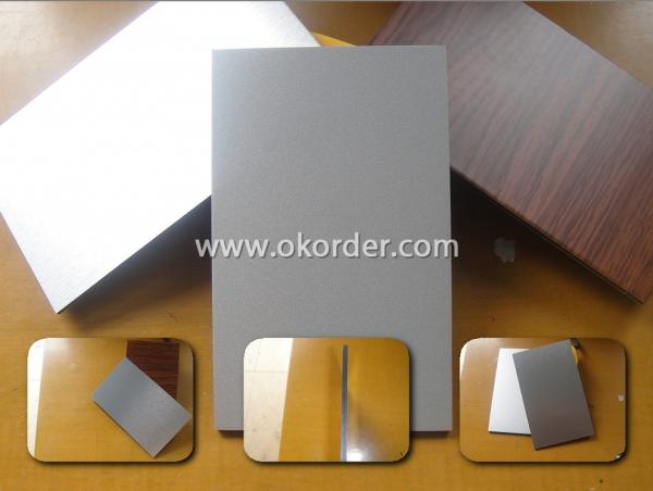 2-6mm aluminium mirror for building and decoration
