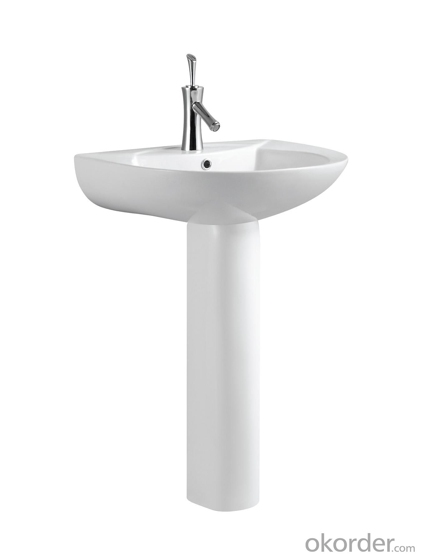 Basin With Pedestal  CNBP-2010