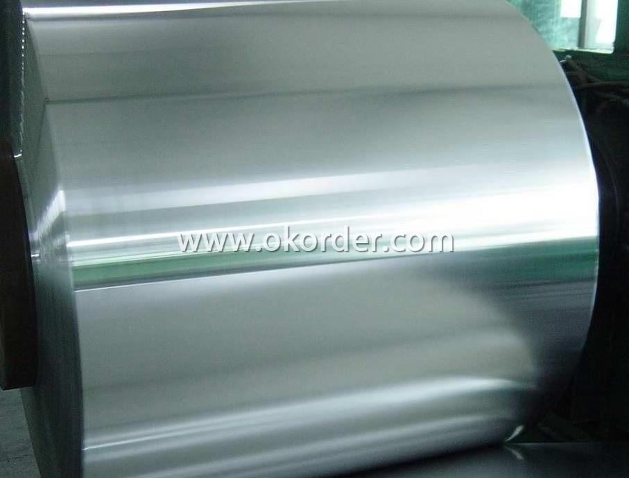 Bright Anneal Cold Rolled Steel