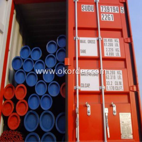 API pipe for oil casing