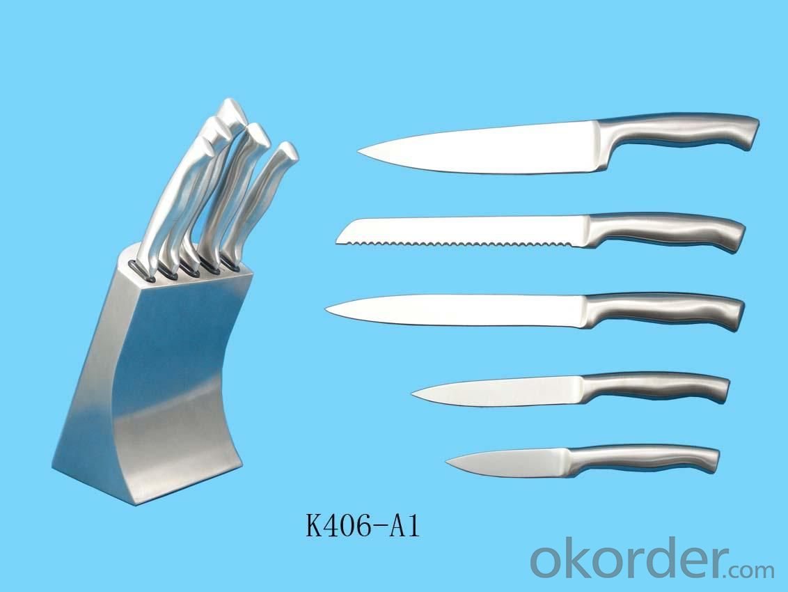 Kitchen Knife Set-03