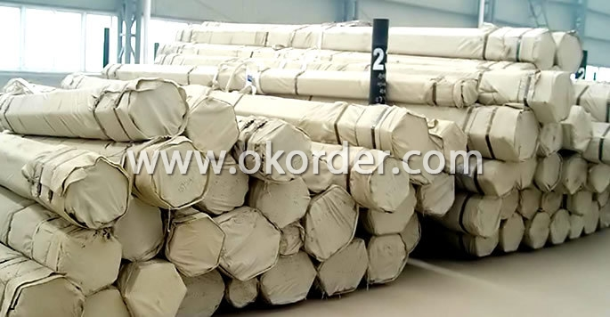 ERW Welded Steel Pipe Packing