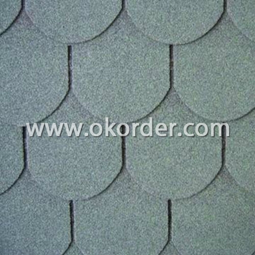 Asphalt shingle
