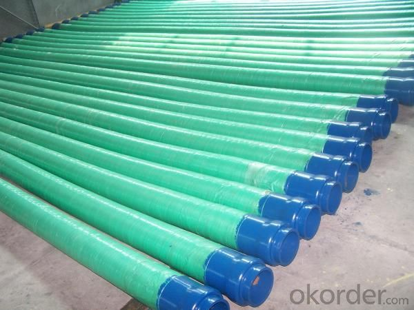 Concrete Pump Rubber End Hose 5'' 4m