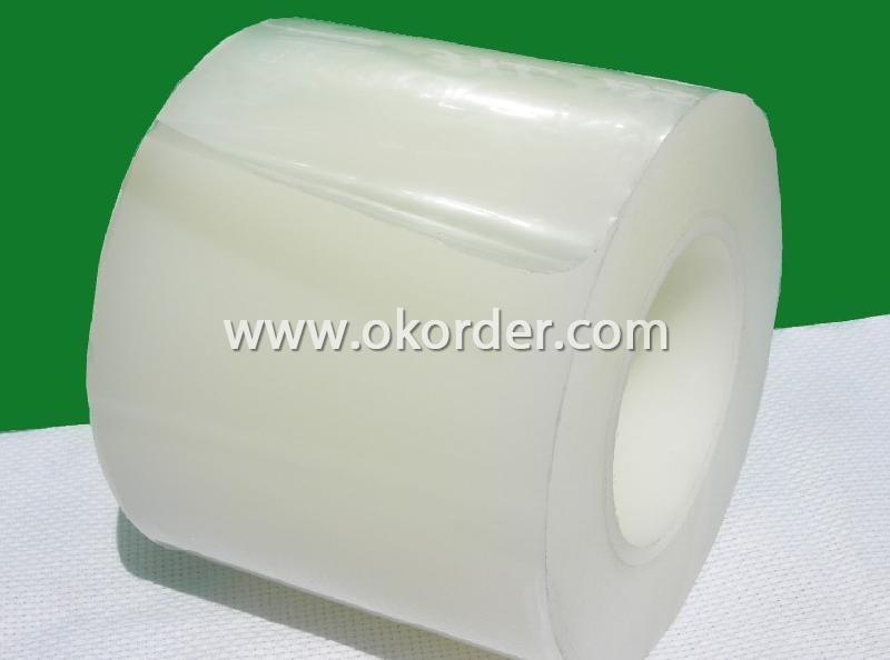 Transparent Blue PE Protective Film W80-30TB
