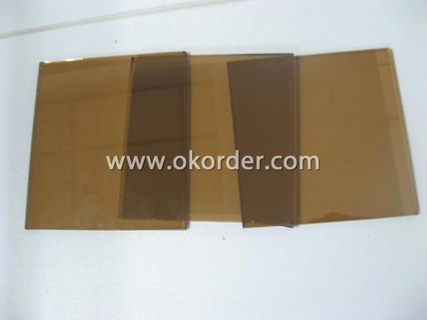 3-12mm Euro Bronze Float Glass for building