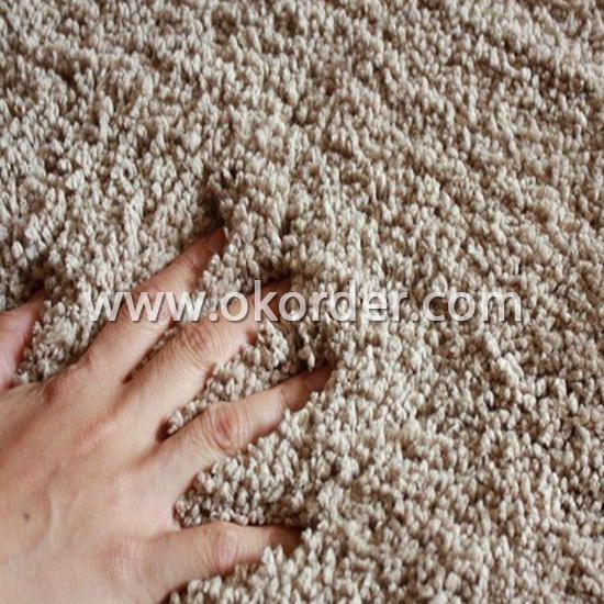 Soft Microfiber Shaggy Rug