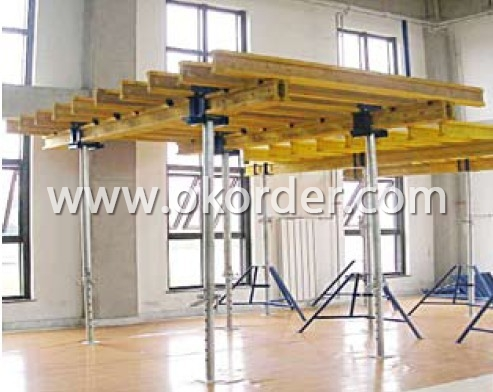 Formwork System-H20 Timber Beam With Length 2700 mm