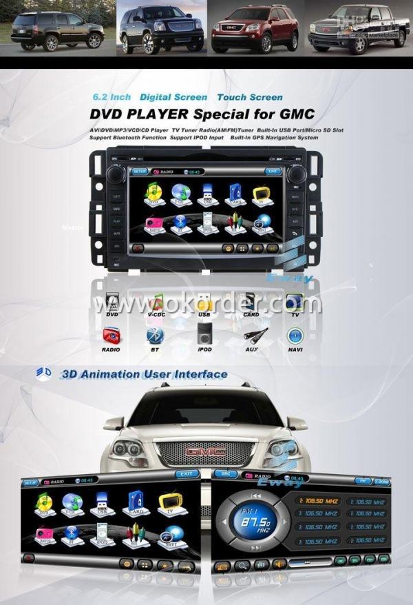 GMC DVD