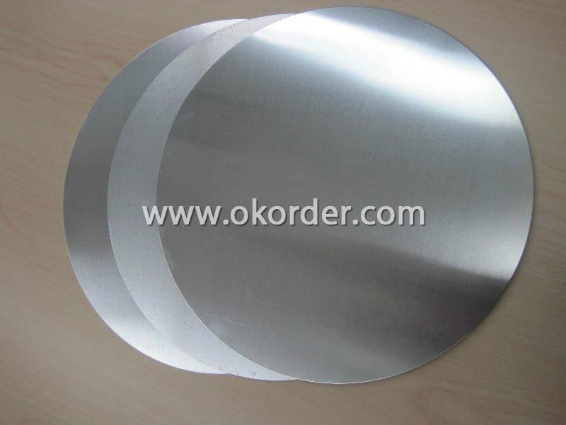 D.C. Aluminum Circle-1