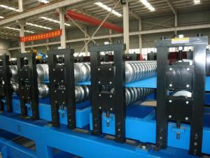 Metal Roof Roll Forming Machines