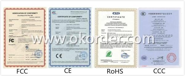 Certificates for Cheapest Basic Handheld GPS