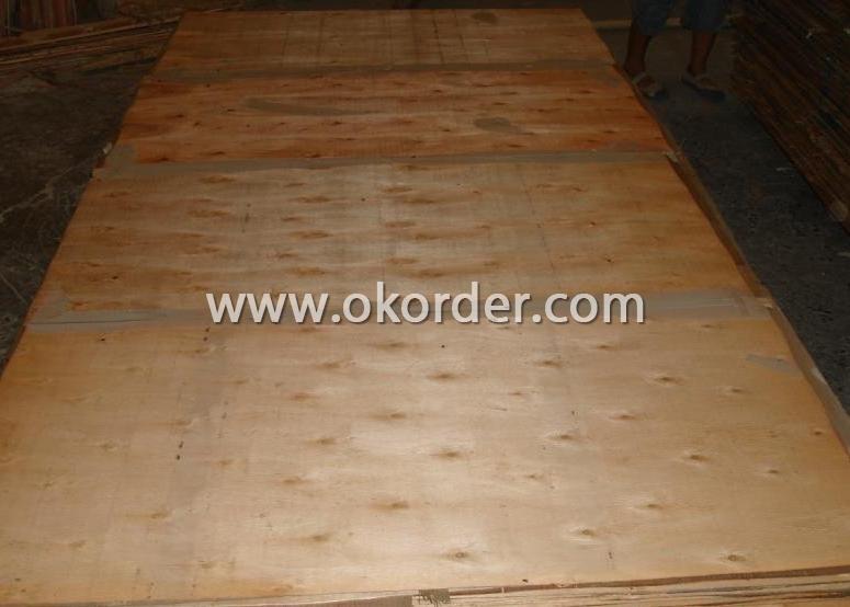 Subfloor & Underlay plywood