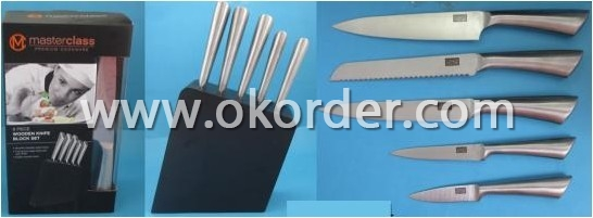 Kitchen Knife Set-02