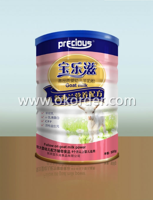 Tinplate for Milk Powder Can
