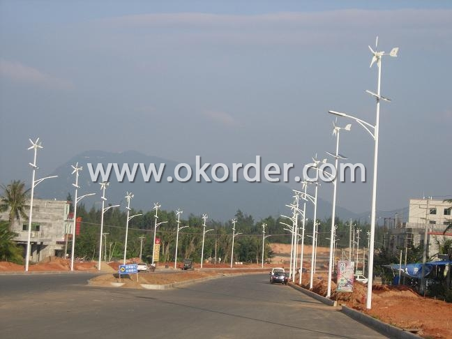 CNBM-600w Wind Turbine