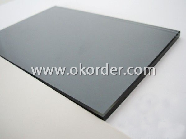 3-12mm Euro Grey Float Glass for building