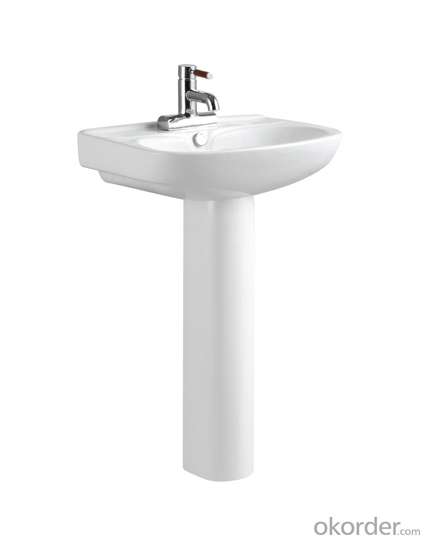 Basin With Pedestal CNBP-2011