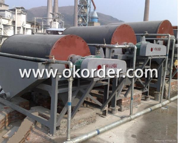 copper mining magnetic separator
