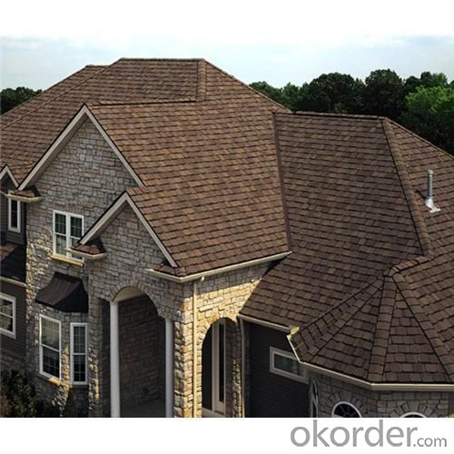 Asphalt Shingle(Mosaic Type Roofing Tile)