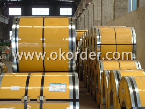Prepainted Aluzinc Steel