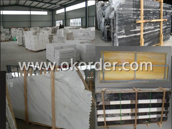 Quick Details of Marble Tiles Rainbow Red M016