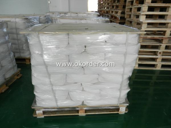 pallet of Titanium Dioxide
