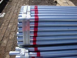 Galvanized Oiled Painted Bare Welded Scaffolding Building Structure Pipe ASTM A53,GB/T3091,BS1387